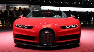 The Bugatti Chiron Sport...The Most Expensive Production car [Review]