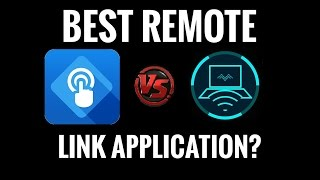 ASUS REMOTE LINK vs MONECT PC REMOTE!! Which is the best?