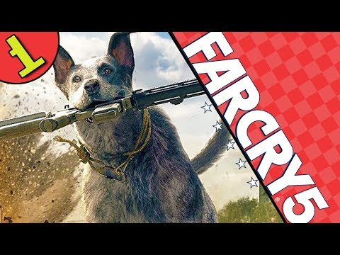 Let's Play Far Cry 5 Gold Edition Gameplay Part 1 - PS4 Pro Walkthrough / Playthrough