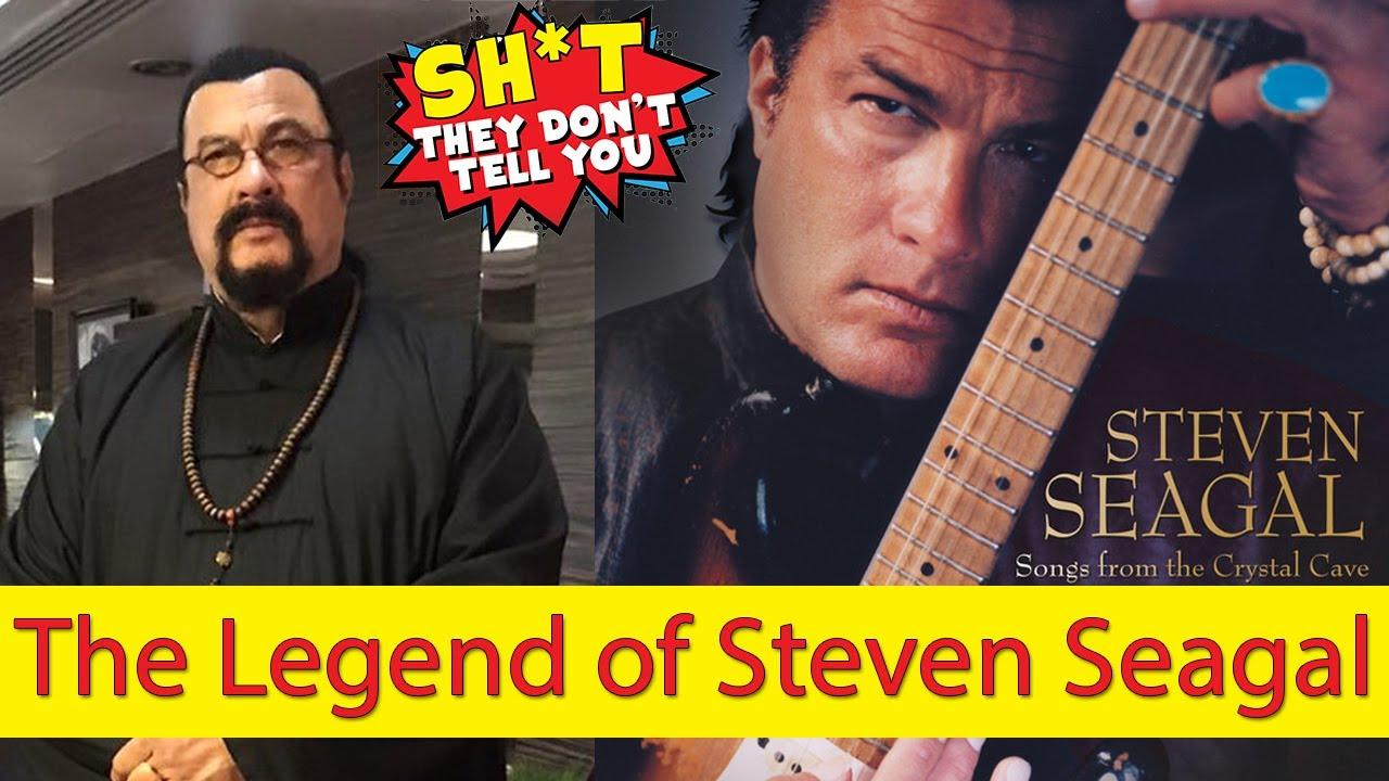 The insane antics of Steven Seagal  | STDTY #171