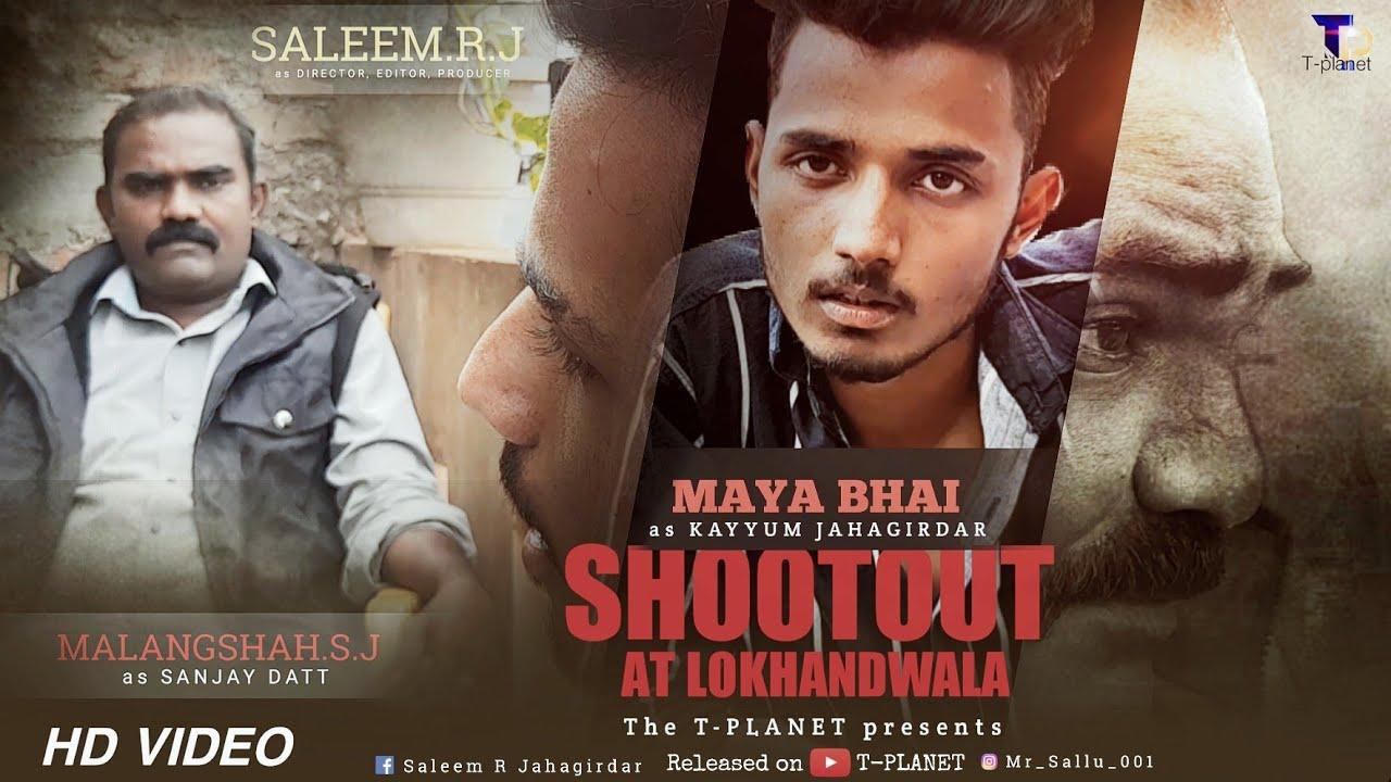 Shootout at Lokhandwala | dialogue spoof video | Maya bhai ...