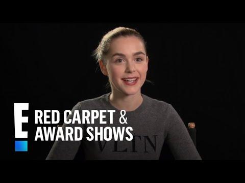Kiernan Shipka Reveals How She Transformed Sabrina  E! Red Carpet & Live Events