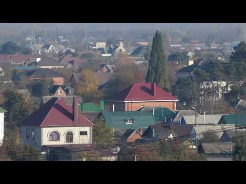 КРОПОТКИН. Вид с Казанской горы