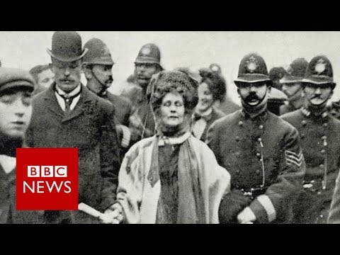 Suffragettes: 100 years since girls gained the suitable to vote – BBC Information