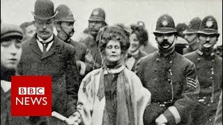 Suffragettes: 100 years since women won the right to vote - BBC News