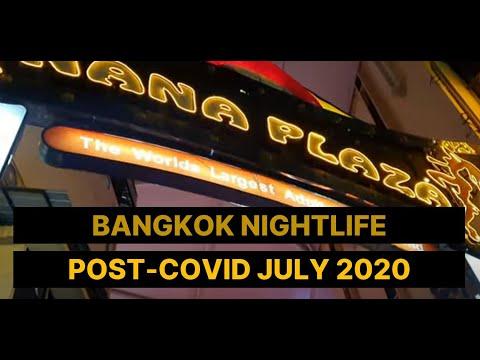 Bangkok post-covid nightlife update, Nana, Cowboy, street ba