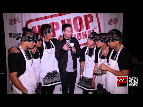 2015 HHI World Finals Backstage Interview with Rockstars Philippines