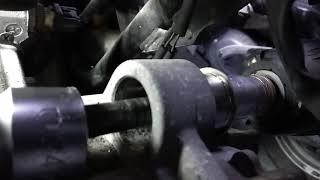 Démontage support moteur xmax partie 2