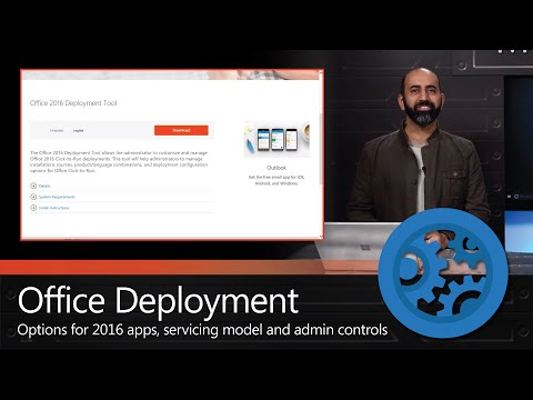 Deployment options for Office 2016 in Office 365 ProPlus