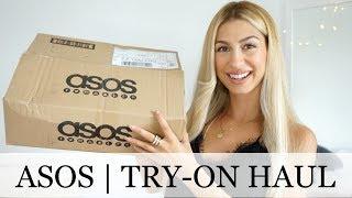 Nové základní kousky v mém šatníku, nové doplňky a kosmetika | ASOS unboxing a try-on haul