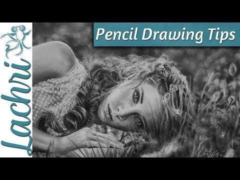 Pencil Drawing Tips