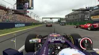F1 2015 [PS4] - Race 1/19 [Australian Grand Prix]
