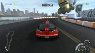 Need For Speed Pro Street-Test Gameplay [Nvidia 9400GT] [HD] [MAX Settings]