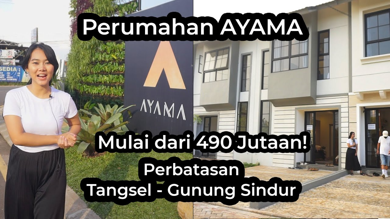 Download Review Perumahan Tangerang | Cluster Ayama By Bhumi Amala Living With Harmony - Kulik Rumah Eps.10