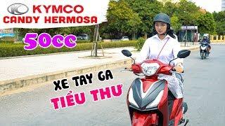 Gambar cover KYMCO CANDY Hermosa 50cc ▶ Xe ga cao cấp của Áo dài sang chảnh