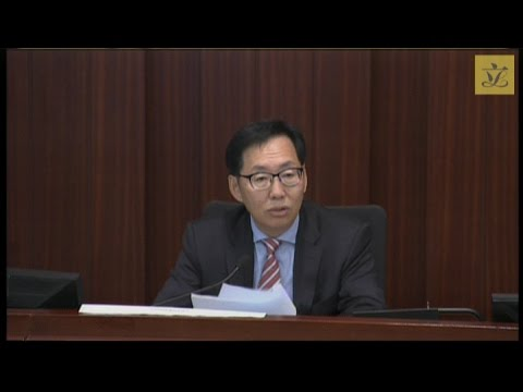 First Finance Committee meeting (Pt1)(2017/04/22)