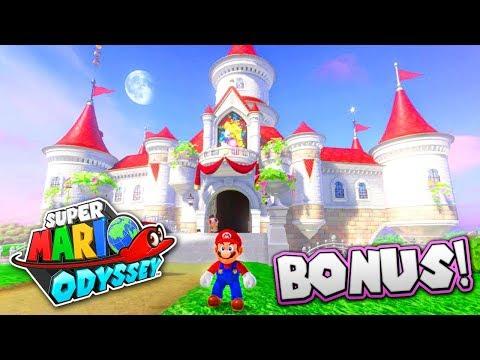 SUPER MARIO ODYSSEY - BONUS WORLD! (Super Mario 64)