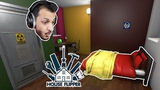 التنظيف الإحترافي   أحلى غرفة في العالم! House Flipper #2
