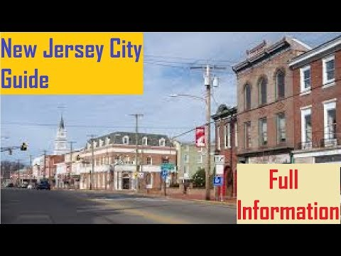 New Jersey (Tour Guide)