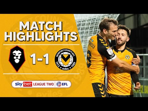 Salford Newport Goals And Highlights