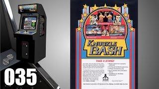 Knuckle Bash [035] Arcade Longplay/Walkthrough/Playthrough (FULL GAME)