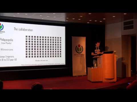 """GLAM-WIKI 2015 - 10 April -  Numismatic Society """"Philipopolis"""" - Vladislav Nedelev"""