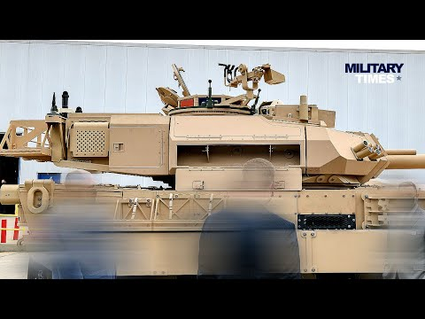 Newest MPF: This Could Be The Army's Next Light Tank Of Choice