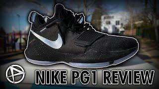 nike pg1 shining   in depth review