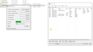 HOW TO ENCODE VIDEO, MOVIE WITH USING MEGUI AND FILE INDEXER METHOD