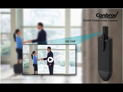 HD088 HD Mini Pocket Digital Video Camera Review