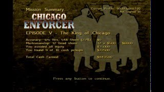Chicago Enforcer (Xbox) - Chapter 9