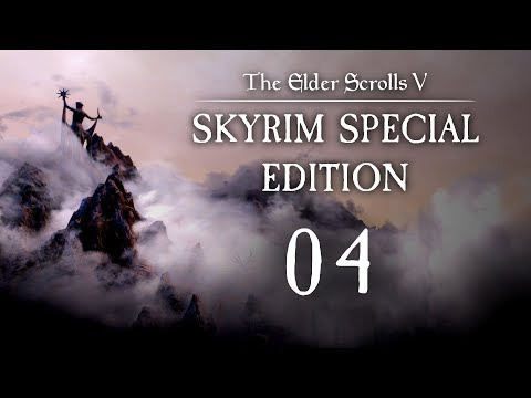 Skyrim Special Edition - Part 4 - The Interview