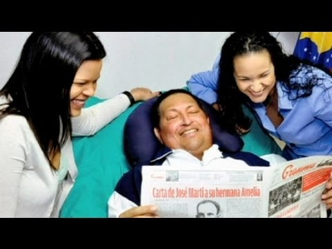 Venezuela : premières photos de Chavez à Cuba