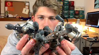 Most Ridiculous Bass Fishing Reels?