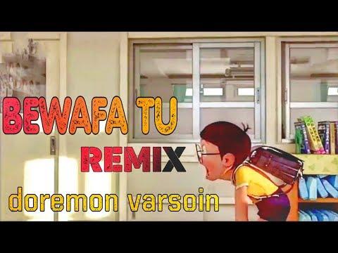 Bewafa | (Doremon Varsoin) by Imran Khan (remix) || heart touching song 😢