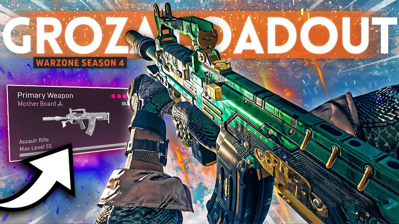 Download You NEED to try this GROZA Class Setup in Warzone!