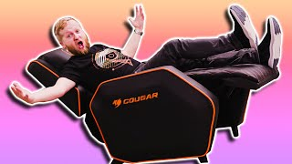 Is this your next GAMING Chair??? - Cougar Ranger