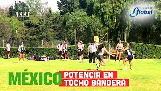 ¡Anímate a practicar Tocho Bandera en la UNAM! 🏈 - UNAM Global thumbnail
