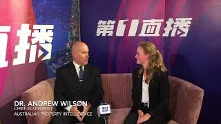 Chief Economist Dr. Andrew Wilson Sydney Market update at Australian Property Expo