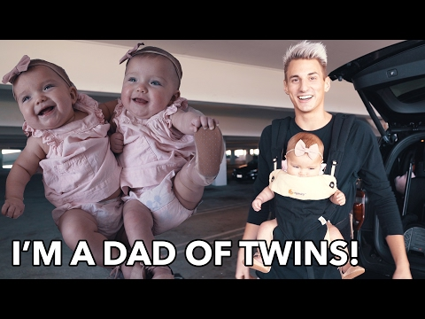 Thumbnail: BEING A DAD OF TWIN BABIES! TRYING TO PICK UP GIRLS!