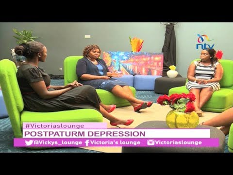 Mothers recount dealing with postpartum depression (PPD) Victoria's Lounge