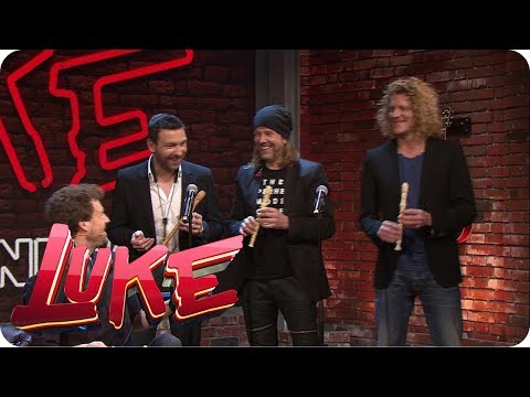 Can´t stop the feeling - Jam-Session - LUKE! Die Woche und ich