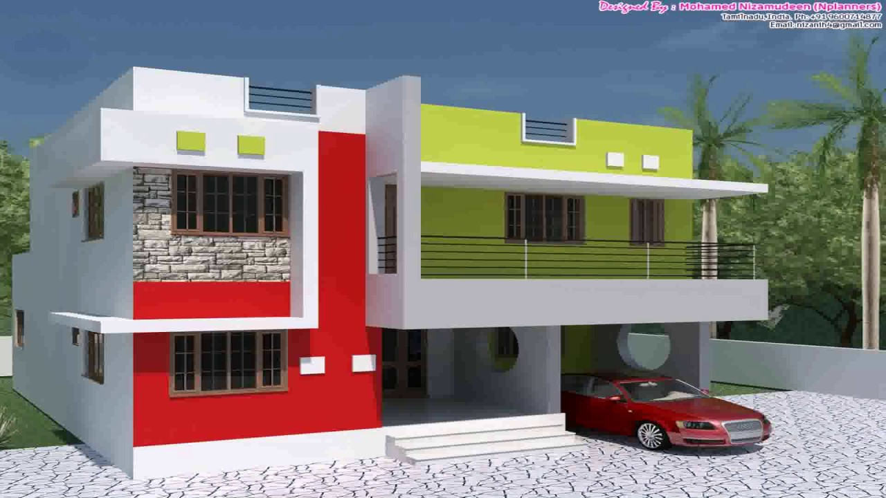 Kerala style house plans 1200 sq ft youtube for Kerala home plans 1200 sq ft