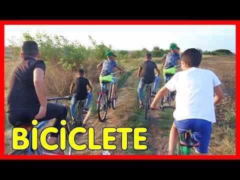 NE PLIMBAM CU BICICLETELE PE CAMP :))) ELEFANTII MEI