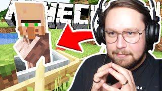 J'AI KIDNAPPÉ UN BÉBÉ VILLAGEOIS EN 1.15 ! Minecraft survie - EP 17 Fr