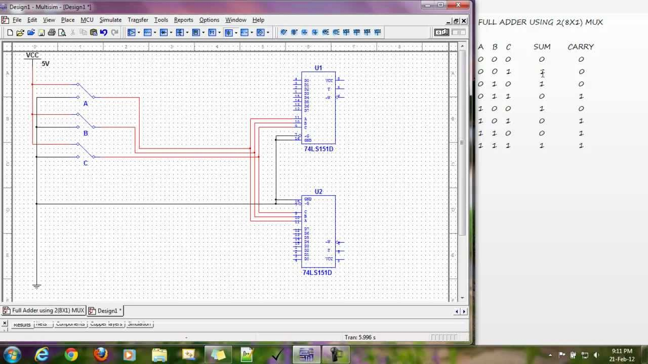4 Bit Adder Subtractor Circuit Using 74ls85 All Kind Of Wiring Diagram Pin 3 Elsavadorla