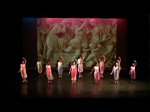 Boitsov Classical Ballet - 30th Anniversary Celebration - 6th Graduation - ISADORA DUNCAN