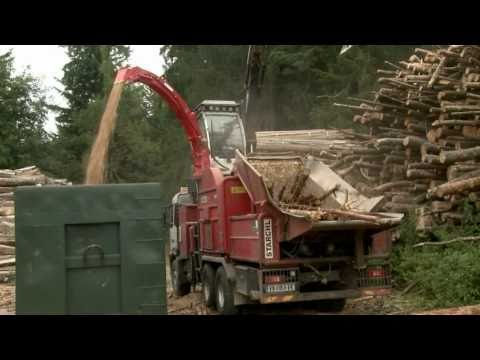 Biomass heating in Upper Austria - Green energy, green jobs