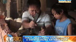Download lagu (PAMPANGA) Dukit: A Kapampangan Film About Betis' Woodcarving Tradition