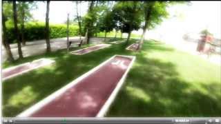 Présentation vidéo du Camping du Bas Larin à Félines